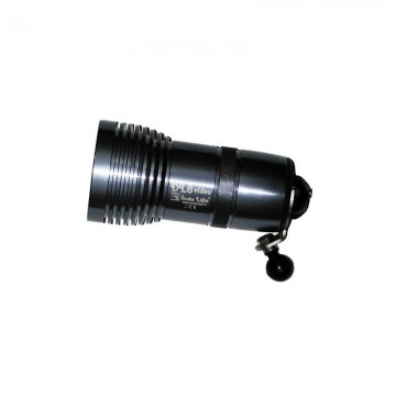 SCUBA LIGHT TORCIA DL6 VIDEO