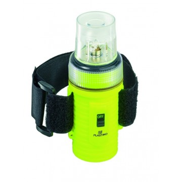 PLASTIMO FLASHLIGHT
