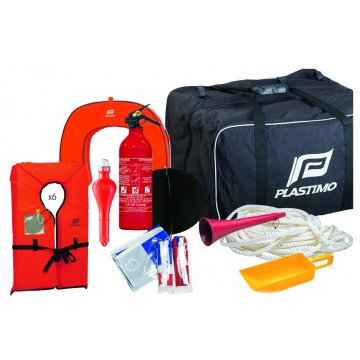PLASTIMO COASTAL SAFETY PACKAGE (6 PERSONS)