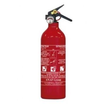 PLASTIMO POWDER FIRE EXTINGUISHERS