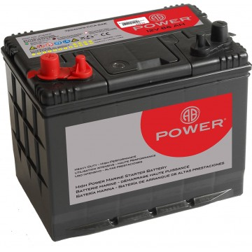 PLASTIMO AB POWER BATTERIES, SMF LEAD-ACID CALCIUM