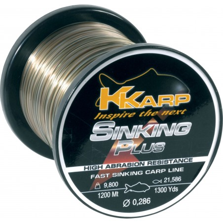K-KARP FILO SINKING PLUS 600 m.