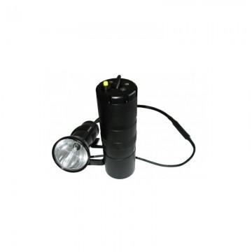 SCUBA LIGHT TORCIA DL50 ADJUSTABLE