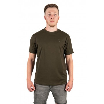 FOX KHAKI T-SHIRT