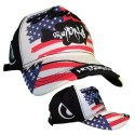 CAP AMERICAN BASS - NEW 2015