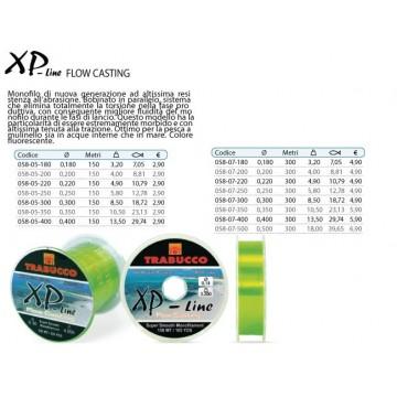 XP LINE FLOW CASTING 0,18 - 150 m