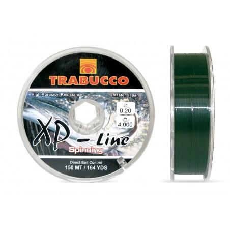 TRABUCCO XP LINE SPINNING 0,18 - 150 m.