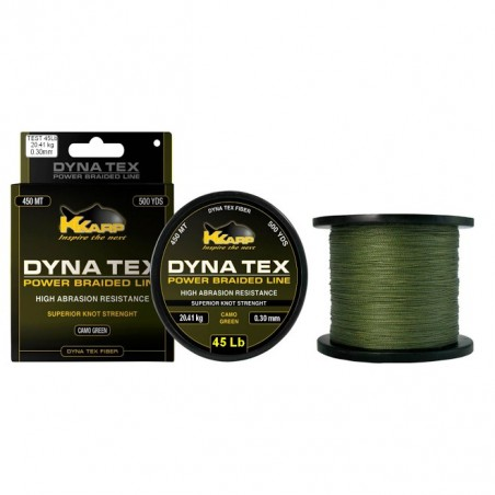 K-KARP DYNA TEX POWER BRAID